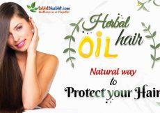 Herabal Hair Oil