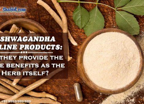 Ashwagandha Online Products
