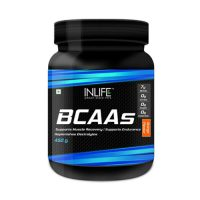Inlife BCAA Branched Chain Amino Acids 7g Supplement