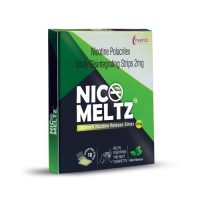 Nicomeltz Anti Smoking Strips 3 Boxes