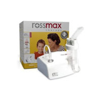 Rossmax Compact Compressor Nebulizer With Va Technology