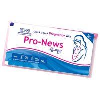 PRO NEWS MINI PREGNANCY CARD