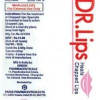 DR.LIPS 10 GM