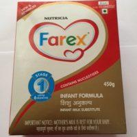 FAREX STAGE-1 INF POWDER 450 GM REN  1