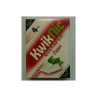 KWIKNIC 4MG CHEWING GUMS PAAN