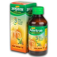 AMRITRAS SYRUP 100 ML 1