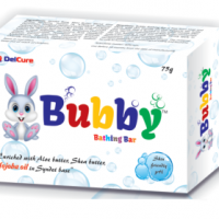 BUBBY BATHING BAR 75 GM 1