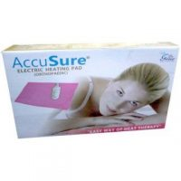 Accusure Electric Heating Pad