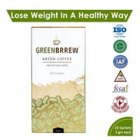 Greenbrrew Green Coffee Natural Unroasted Coffee