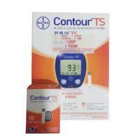 Bayer Contour TS Blood Glucose Monitoring