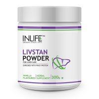inlife livstan whey protein powder