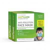 Body Guard Anti Pollution Face Mask
