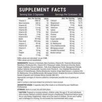 Inlife Biotin Advanced Hair Skin & Nails Supplement 2