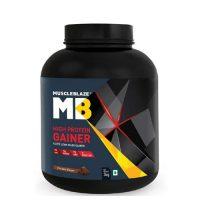 muscleblaze high protein gainer