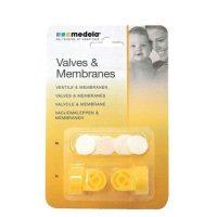 medela valves membranes
