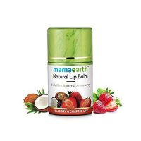 Mamaearth Natural Lip Balm for Women