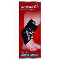 AccuSure Elastic Ankle Brace
