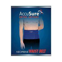 AccuSure Neoprene Waist Belt
