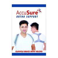 AccuSure Clavicle Brace Velcro