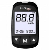 AccuSure Glucose Monitor (Simple)