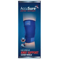 AccuSure Knee Support Closed Patella