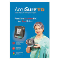 AccuSure TD Automatic BP Monitor
