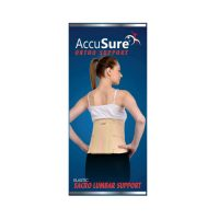 AccuSure Sacro Lumbar Support