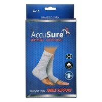 AccuSure Bamboo Ankle Support