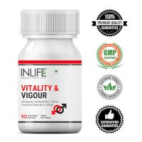 INLIFE Vitality & Vigour Supplement for Men & Women
