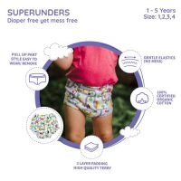Superbottoms Super Unders Pull up pant