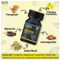 INLIFE Testroid Supplement for Men