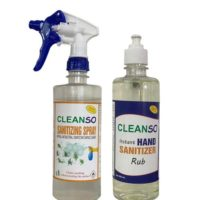 Cleanso Multi-Purpose Disinfectant Spray With Sanitizer