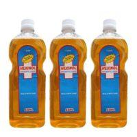 Hexinol Antiseptic liquid (1 Litre) - Pack of 3