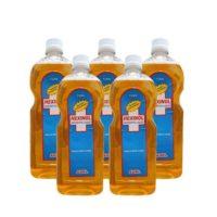 Hexinol Antiseptic liquid (1 Litre) - Pack of 5
