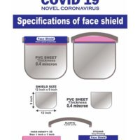 Face Shield (Covid 19)