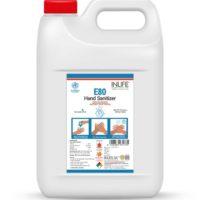 INLIFE E80 Hand Sanitizer 80% Ethanol