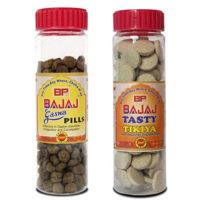 BCP BAJAJ Gasna & Tasty Tikiya