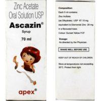 Ascazin Syrup 70ml
