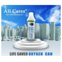 All Cares Life Saver Portable Oxygen Cans