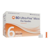 BD Ultra Fine Pen Needles