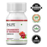 INLIFE Cranberry D-Mannose Hibiscus