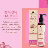 Upkarma Onion Hair Oil