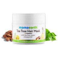 Mamaearth Tea Tree Anti Dandruff Hair Mask 200ml
